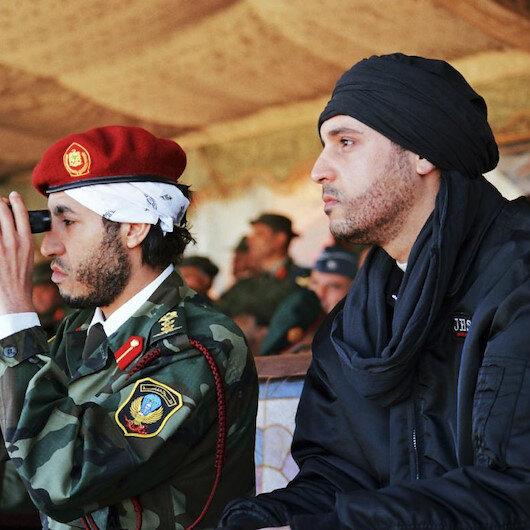 Lübnan'da Kaddafi'nin tutuklu oğluyla ilgili yeni gelişme