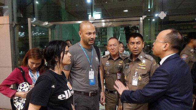"""تايلاند: كندا وأستراليا على استعداد لقبول لجوء السعودية """"رهف"""""""