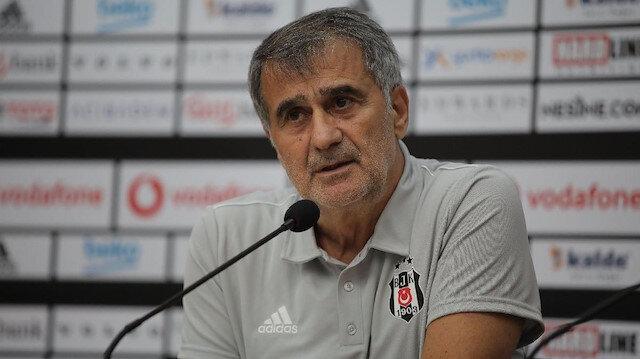 Şenol Güneş yönetimindeki Beşiktaş, Süper Lig'de ilk yarıyı 7. sırada tamamladı.