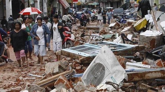 إندونيسيا تشهد أكثر من 11 ألف زلزال العام الماضي