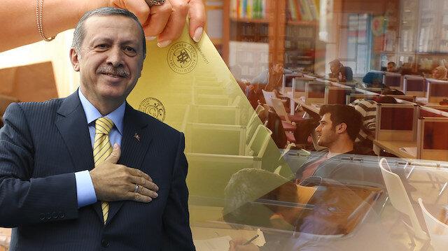 Erdoğan'dan 1 milyon vatandaş için 'yakın markaj' talimatı