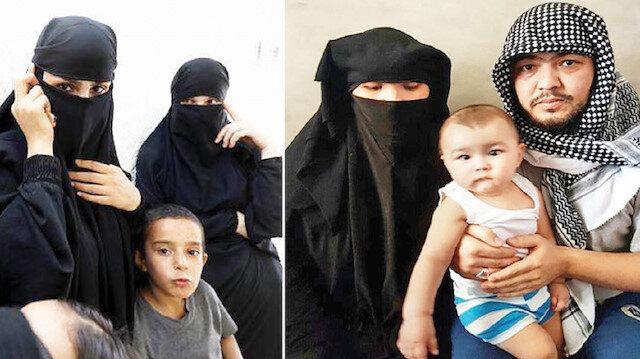 ماذا حل بنساء وأطفال داعش؟