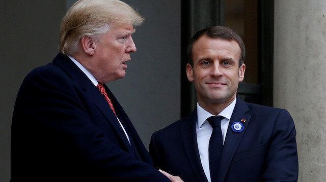 Trump ve Macron Davos'a katılmıyor