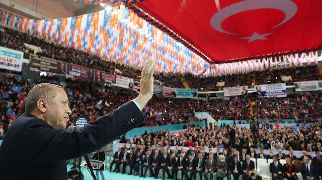 Erdoğan: Bu parti sözünün eri bir partidir