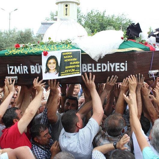 Ceylin'in katiline ağırlaştırılmış müebbet hapis cezası