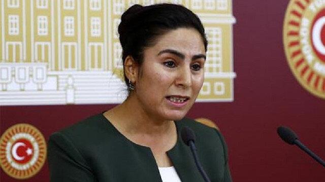 HDP Şanlıurfa Milletvekili Ayşe Sürücü