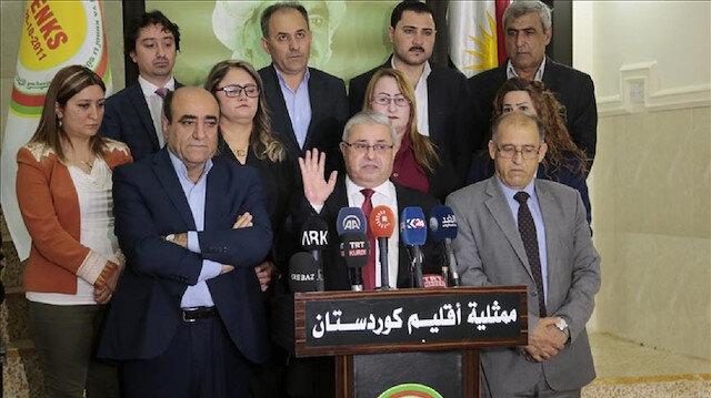 """مسؤول كردي: """"ب ي د"""" الإرهابية لا تمثل الأكراد بسوريا"""