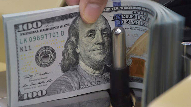 Doların Rusya'nın rezervlerindeki payı tarihin en düşük seviyesine geriledi.