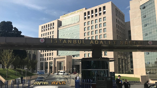 İstanbul Adalet Sarayı.
