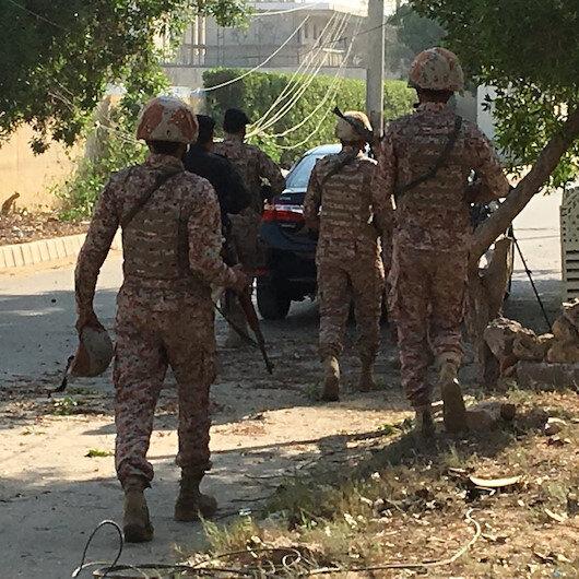Karaçi'deki Çin Konsolosluğu saldırısı Afganistan'da planlandı