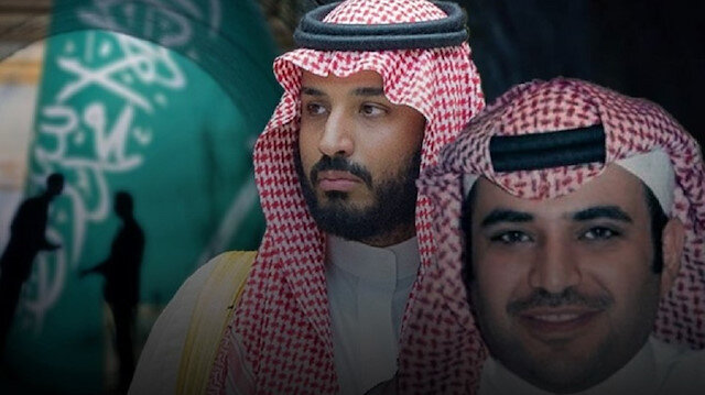   WP: ابن سلمان يتواصل مع القحطاني والأخير زار الإمارات