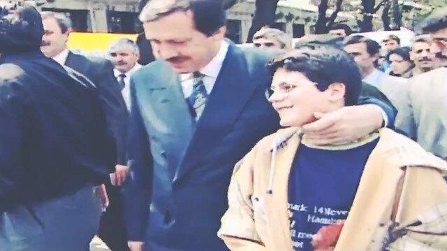 Gönül adamı Recep Tayyip Erdoğan