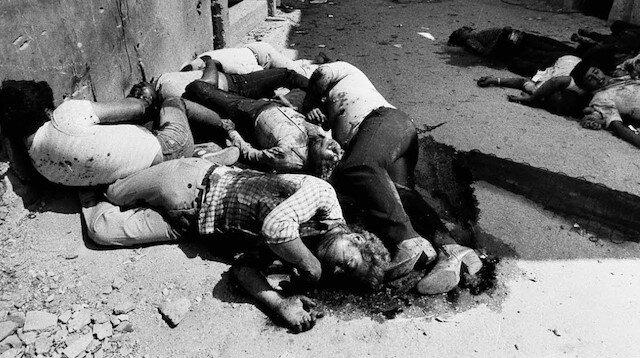 Beyrut Kasabının ardından