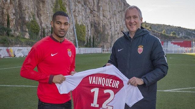 Vainqueur, Monaco'da 12 numaralı formayı giyecek.