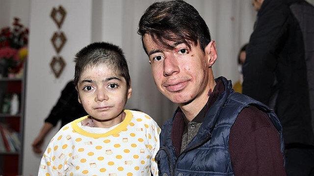 Kelebek hastası kardeşlere umut oldular