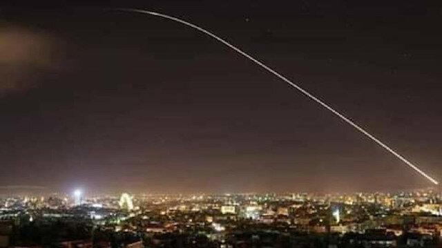 İsrail'den Suriye'nin başkenti Şam'daki havalimanına füze saldırısı