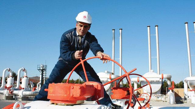 8 Ocak 2019'da doğal gaz tüketiminde günlük 245 milyon metreküple rekor kırıldı.