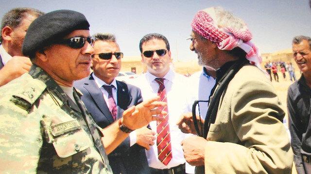 3 günde 160 bin Kürt bize sığındı