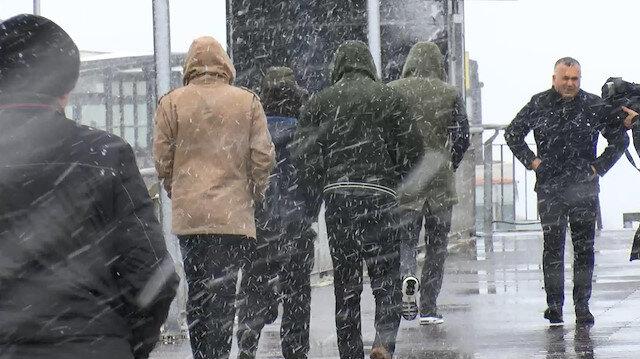 İstanbul'da geçtiğimiz günlerde yağan kar etkili olmuştu.