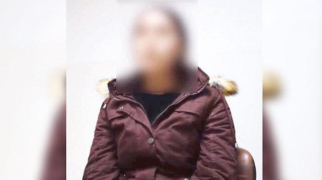 Teslim olan sağlıkçı kadın teröristin ismi güvenlik gerekçesiyle açıklanmadı.