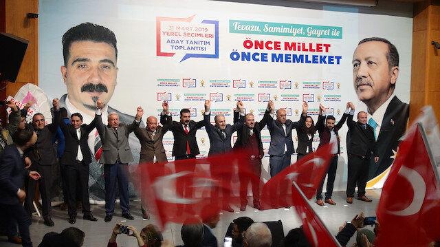 AK Parti'nin Tunceli belediye başkan adayları
