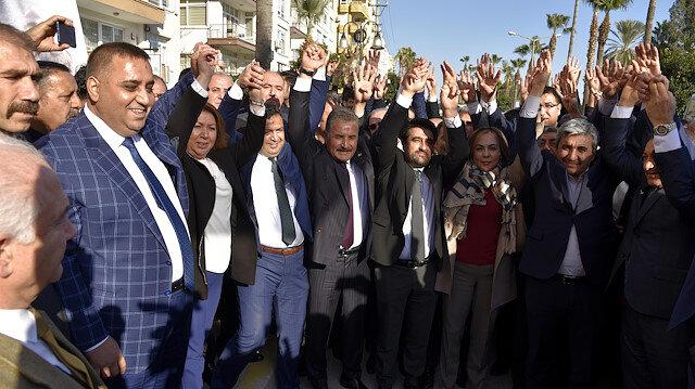 Cumhur İttifakı'nın Mersin adayı MHP'li Hamit Tuna tanıtıldı