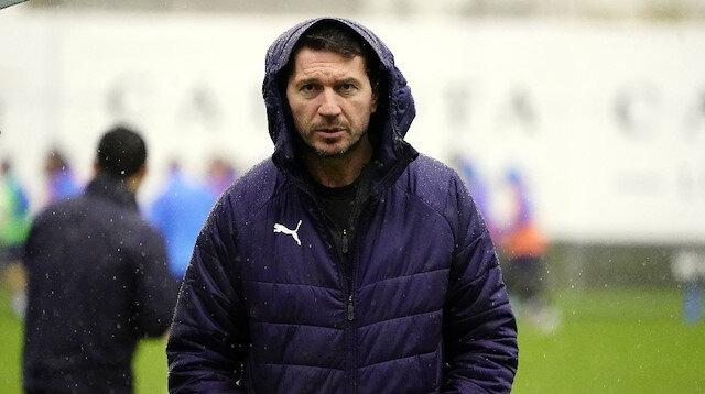 Bayram Bektaş Ankaragücü'nün başında sadece 1 maça çıktı.