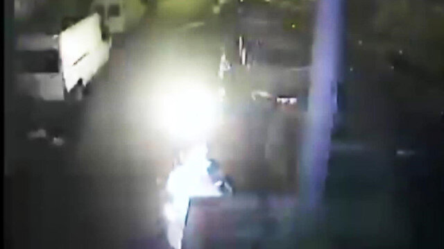 Beyoğlu'ndaki bombanın patlama anı kamerada