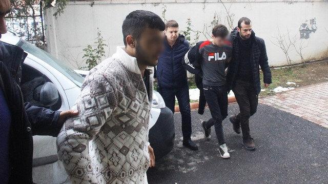 Adres yüzünden iki kişiyi vuran şahıslar gözaltına alındı