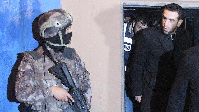 Adana'da polislerden terör örgütü HTŞ'ye operasyon