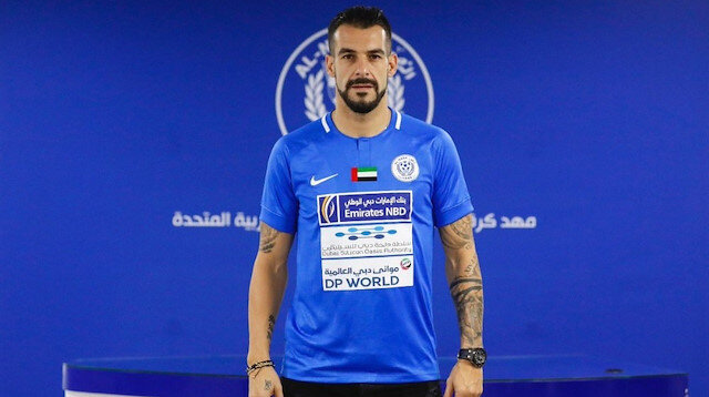 Alvaro Negredo, Beşiktaş'tan Katar ekibi Al-Nasr'a transfer olmuştu.