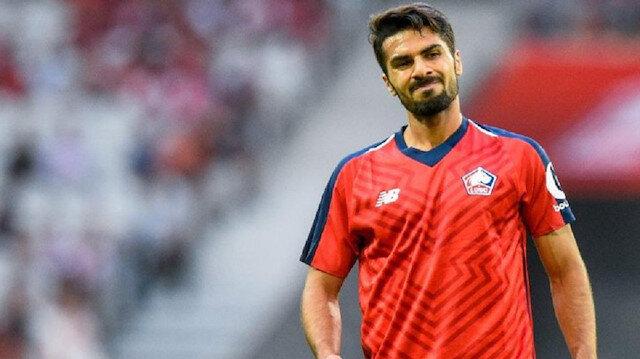 21 yaşındaki Mehmet Zeki Çelik, 2,5 milyon euro bonservis bedeliyle Lille'e transfer olmuştu.