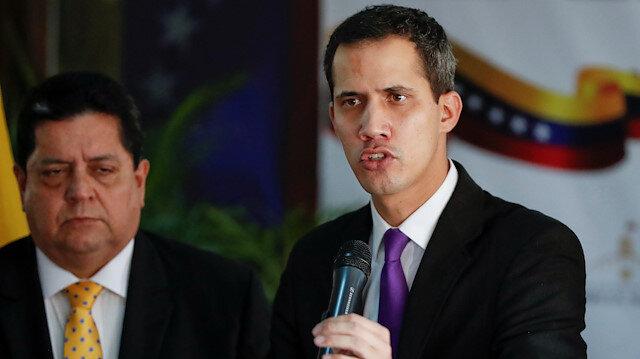 Venezuela Ulusal Meclis Başkanı Juan Guaido