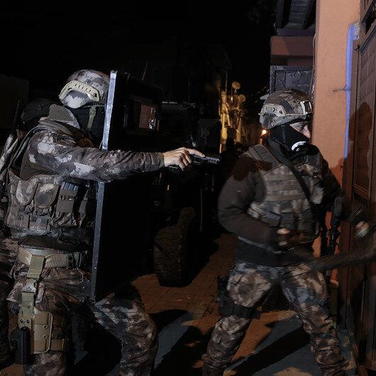 """الأمن التركي يوقف 13 مشتبهًا بانتمائهم لـ""""هتش"""" الإرهابية"""