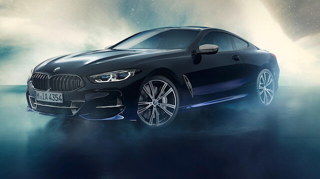BMW Invidiual M850i Coupe Night Sky
