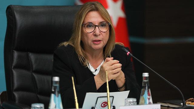 Ruhsar Pekcan, Ticaret Bakanı
