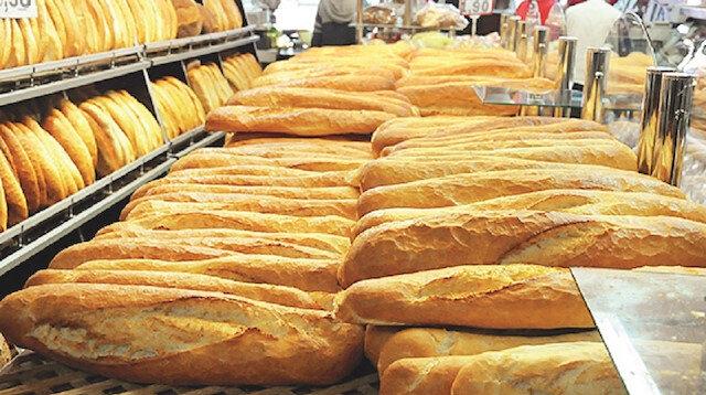 Satın aldığı ekmeği tüketemeden çöpe attığını ifade eden kişilerin oranı yüzde 11,7 olarak belirlendi.