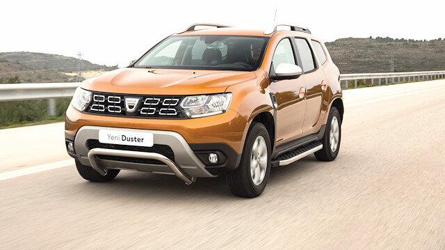 Dacia markası 29 bin 918 satış yaptı.
