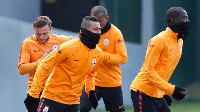 Galatasaray'da <br>iki eksik
