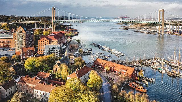 Göteborg, İsveç'in ikinci ve İskandinavya'nın dördüncü büyük şehri
