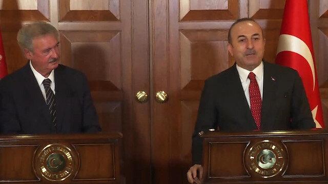 Çavuşoğlu: Eğer PKK'yı bu kadar seviyorsanız alır ülkenize götürürsünüz