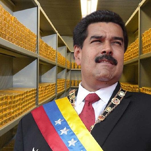 فنزويلا سترسل آلاف أطنان الذهب لتركيا