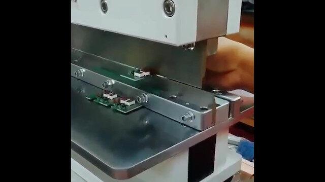 Konfeksiyoncu gibi bilgisayar parçası üretimi