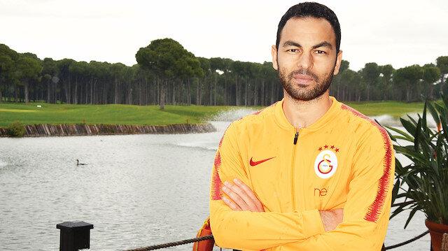 Galatasaray'ın kaptanı Selçuk İnan