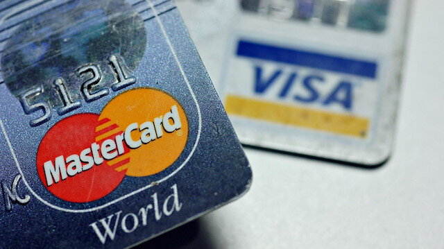 Visa ve Mastercard Çin piyasasına girmek için bekliyor