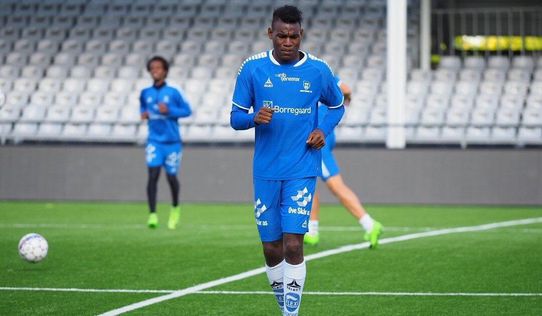 Rashad Muhammed bu sezon Sarpsborg formasıyla çıktığı 14 maçta 2 gol atarken 1 de asist yaptı.