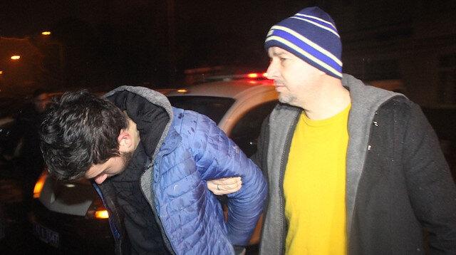 Konya'da polis eve giren hırsızları suçüstü yakaladı