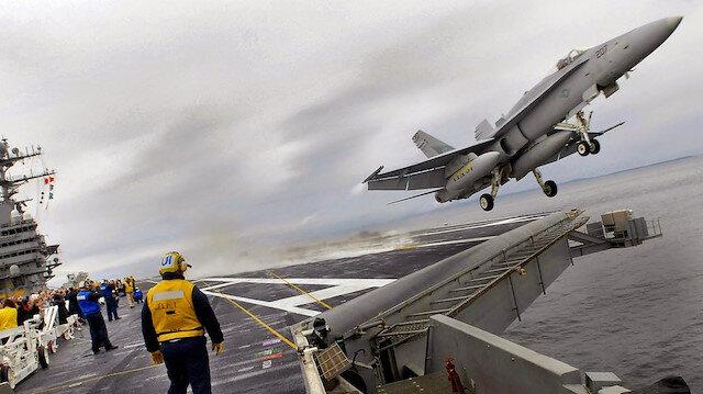 ABD yönetimi Pentagon'dan İran'ı vurma planını istemiş