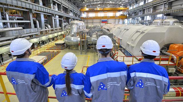 Türk öğrenciler nükleer eğitim için Rusya'ya gidiyor.