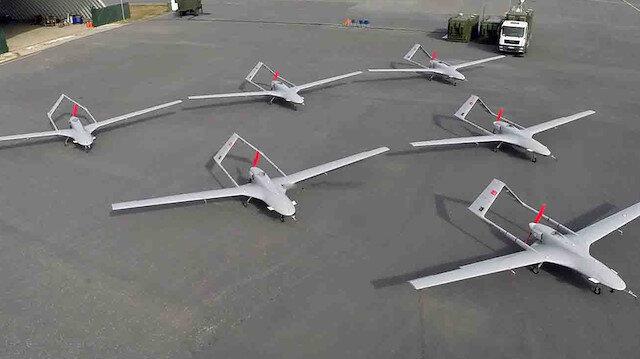 Bayraktar TB2 İnsansız Hava Aracı (İHA)